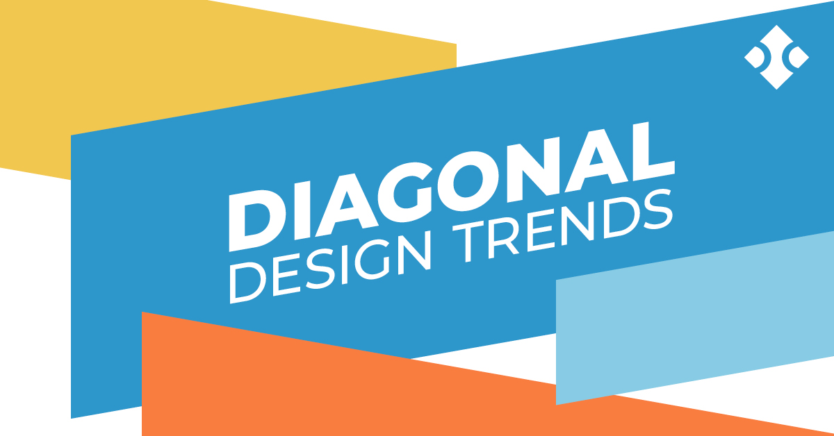 Diagonal Website Designs Are Everywhere! Find Out Why