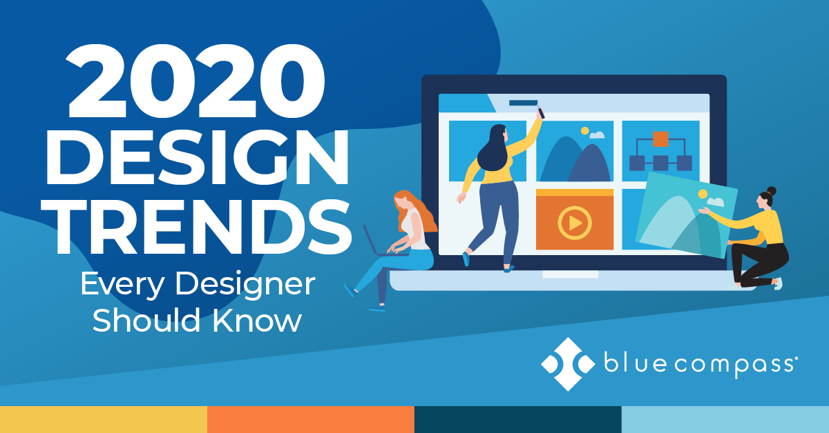 2020 Website Design Inspiration 12 Responsive Ux Design Trends