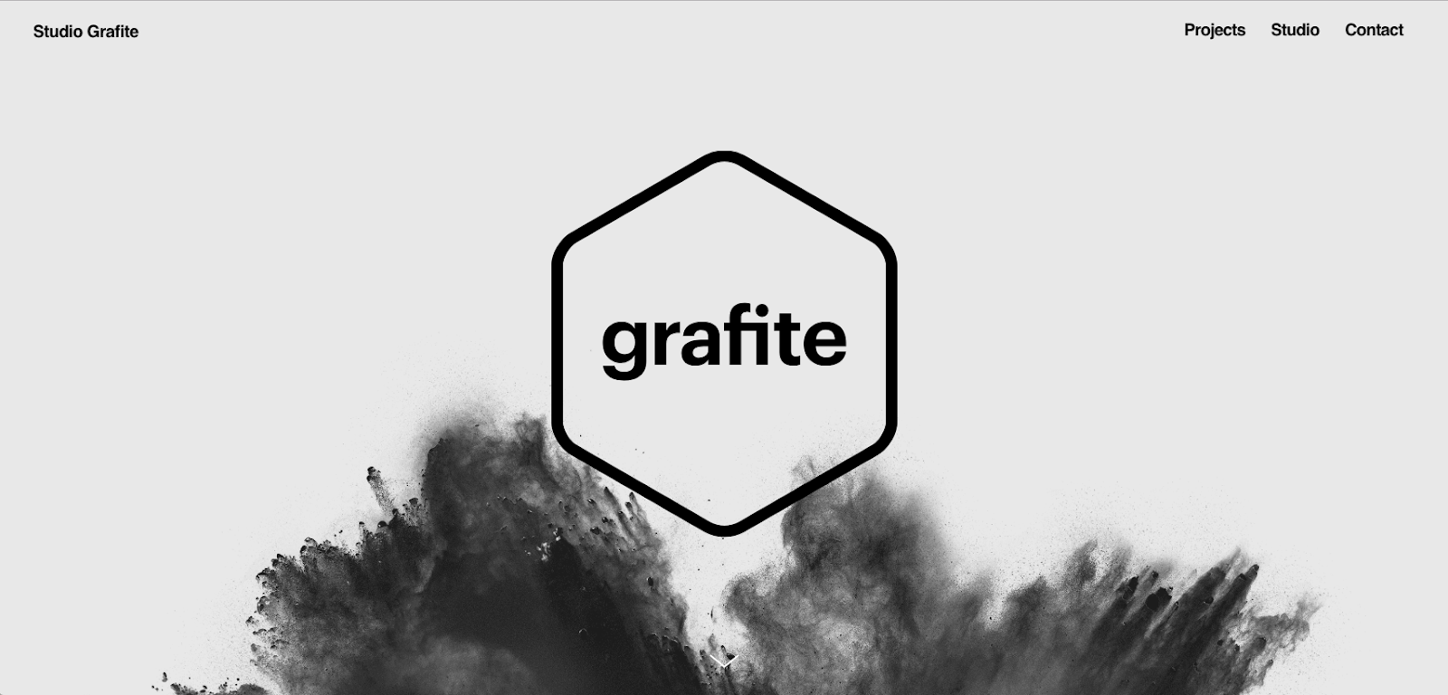 Studio Grafite Website