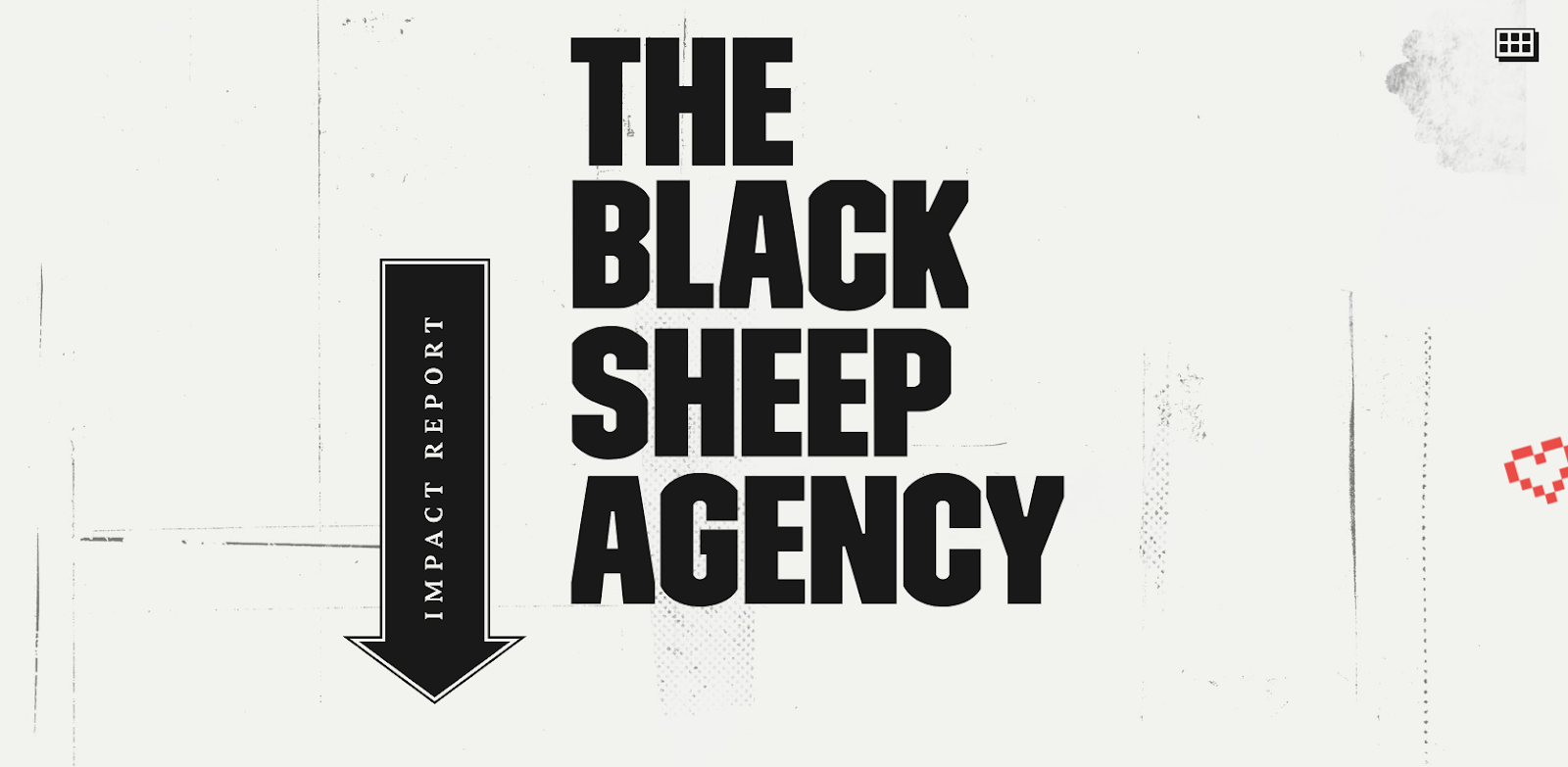 The Black Sheep Agency Website