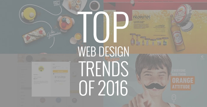 web design trends to expect in 2016