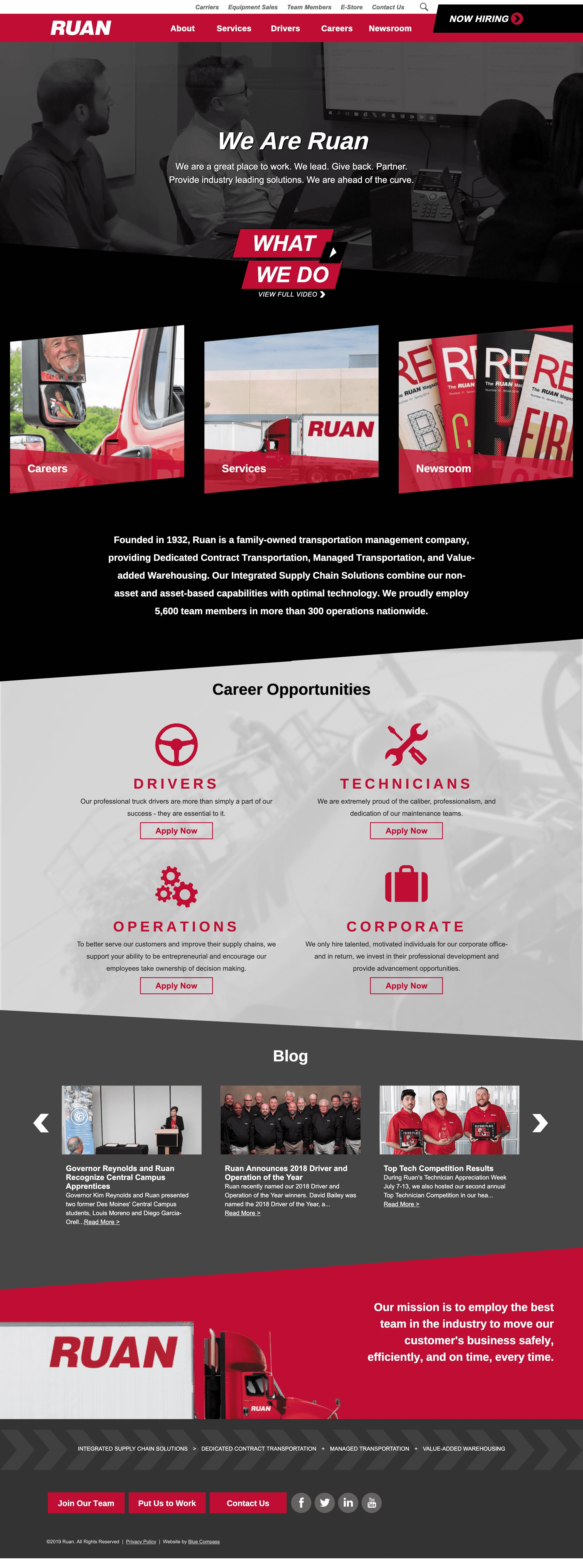 2020 Website Design Inspiration 12 Responsive Ux Design Trends