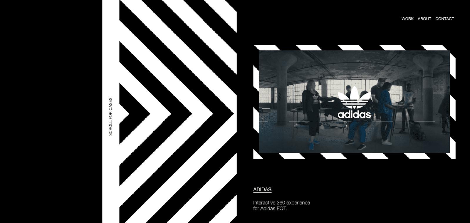 Studio bjork website