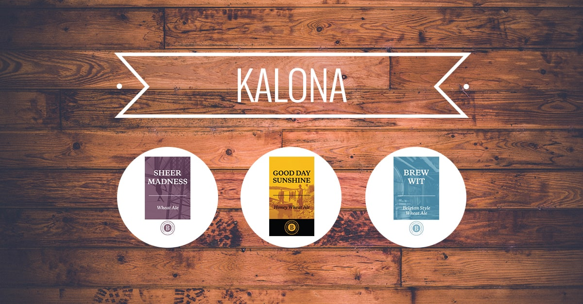 Kalona Brewing Company Des Moines Craft Beer