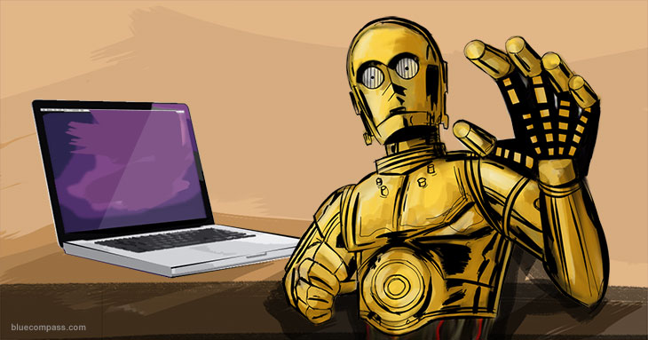 Star wars and digital marketing