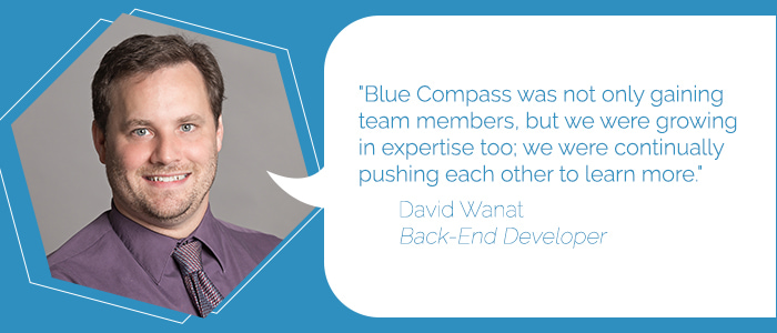 David Wanat, Back-End Developer