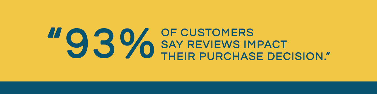 how reviews impact purchasing behavior