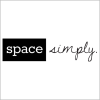 Space Simply website design by blue compass