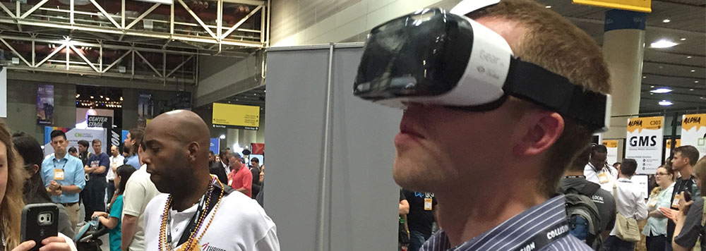 VR content marketing