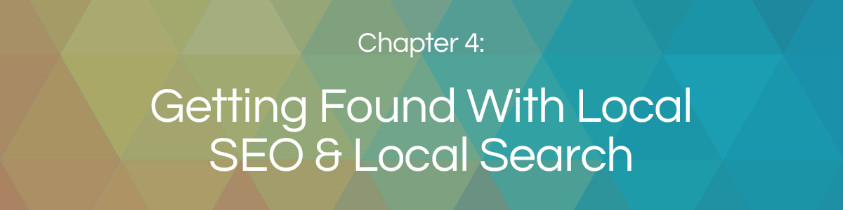 Chapter 4: Local SEO