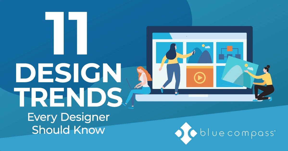 11 Web Design and UX Trends You'll Notice in 2019