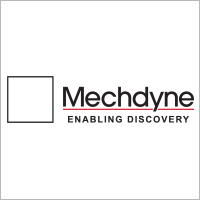 Mechdyne website design by blue compass