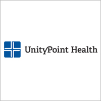 unitypoint health website design by blue compass
