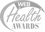Web Health Awards for Digital Marketing and Advertising by Blue Compass Interavice