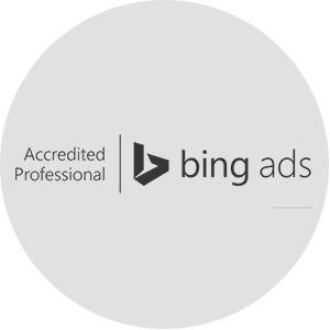 Blue Compass Bing Ads Certified
