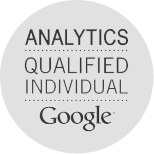 Blue Compass Analytics Certified