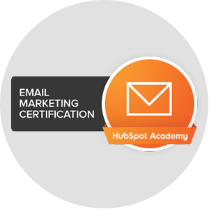 Blue Compass Hubspot Certified Email Marketers