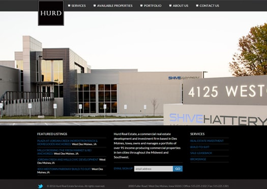 Hurd Realty Des Moines, Iowa