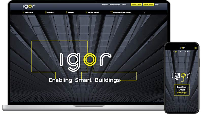 Igor full website