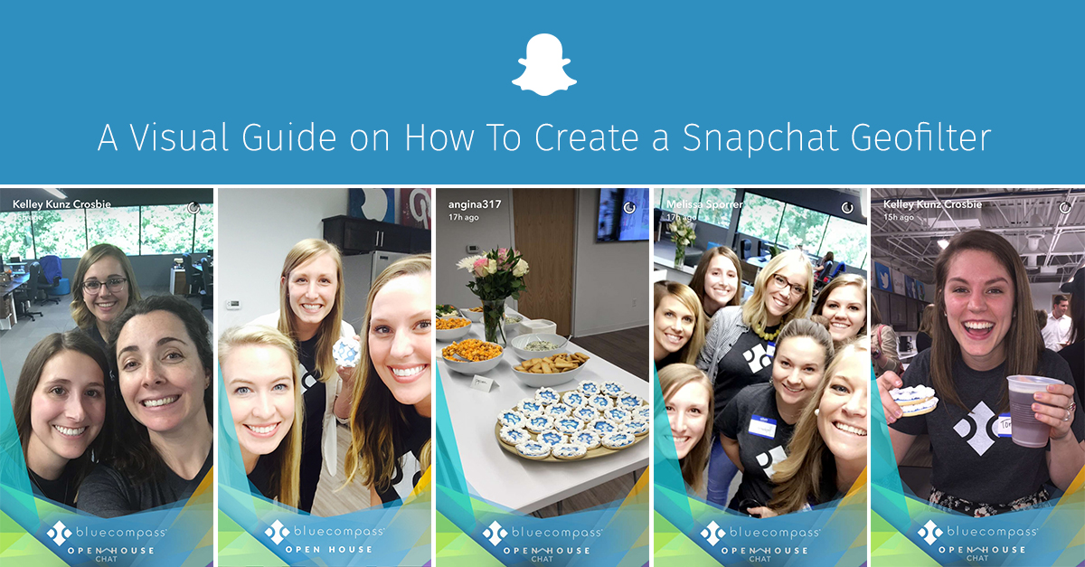 how to make a snapchat geofilter for your school